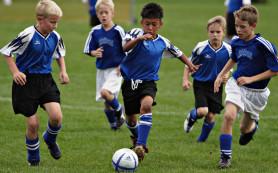 Занятия спортом повышают умственные способности детей