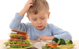Расстройства питания начинаются в школе