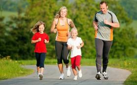 Физическая активность ребенка зависит от активности матери