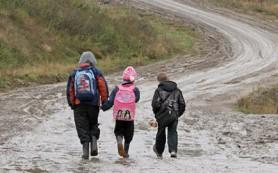 В смоленском селе дети ходили в школу за шесть километров