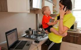 Воспитание детей способствует карьерному росту