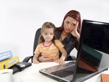 Карьеристки подвергают своих детей риску развития ожирения