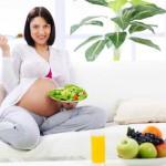 Какая нужна диета для будущих мам