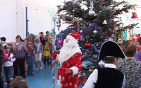 Воспитанники смоленских детских домов получили новогодние подарки