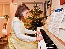 Занятия музыкой полезны для психики детей