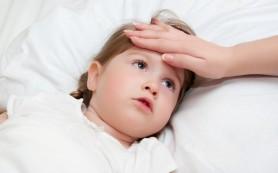 Повышенная температура у ребёнка: что делать