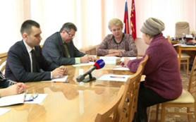 Заместитель губернатора Смоленской области обещала поддержку Темкинской школе