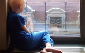 У детей, перенесших тотальное облучение всего организма, возраст, в котором оно было проведено, обратно коррелирует с показателями коэффициента интеллекта 5 лет спустя