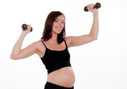 Физкультура для беременных – залог здоровья будущего ребенка