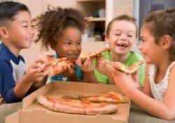 В ожирении детей виновата пицца