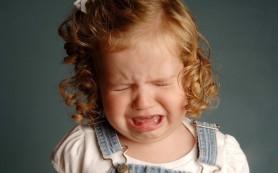 Детская истерика: как с ней бороться