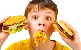 Употребление бургеров повышает риск возникновения астмы у детей