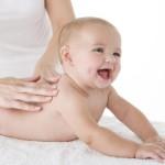 Каким должен быть массаж для младенца