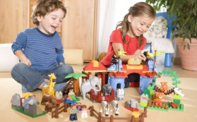 Роль детского конструктора в развитии ребенка