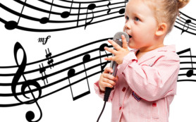 Ученые нашли способ научить пению детей без слуха и голоса