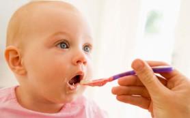 Детское питание: введение первого прикорма