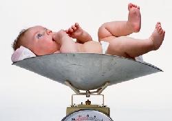 Вес новорожденного связан с риском развития расстройств психики