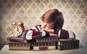Недосып современных подростков может привести к серьезным проблемам со здоровьем