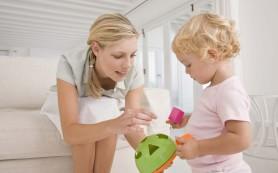 Развитие ребенка: занимательные игры для грудничка