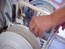 Посудомоечная машина повышает риск аллергии у ребенка