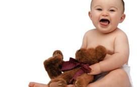 Тренируем ножки малыша: советы