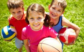 Ученые: детей следует приучать к спорту с первых лет жизни
