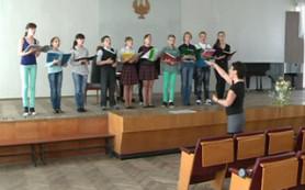 Смоленские школьники включены в состав тысячного детского хора