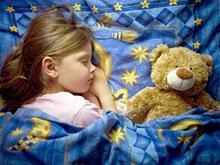 Ученые выяснили, как повысить качество сна детей