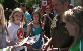 В Смоленске для школьников устроили квест «Лесной серпантин»