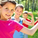 Как воспитать спортивного ребенка