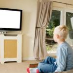 Как телевизор ухудшает здоровье ребенка