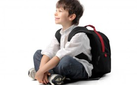 Ученые доказали: у половины школьников проблемы с осанкой из-за рюкзаков