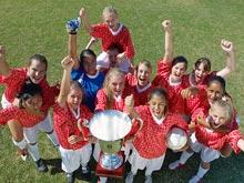 Спорт в подростковом возрасте защитит женщин от смерти