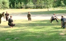 Смоленских школьников обучают азам армейской жизни