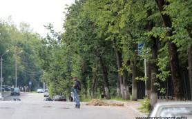 В Смоленске проверили безопасность дорог у школ