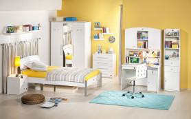 Особенности планировки детской комнаты