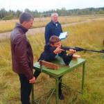 В Смоленской области школьники начала сдавать нормы ГТО