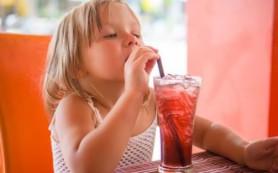 Газировка негативно воздействует на психику ребенка