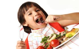 Диета должна начинаться в раннем детстве