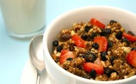 На школьную успеваемость ребенка влияет завтрак