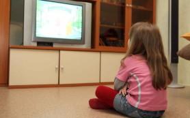 Телевизор делает из детей астматиков