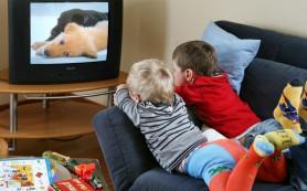 В детской спальне телевизора быть не должно