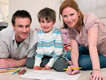 Совместное воспитание детей меняет иммунную систему