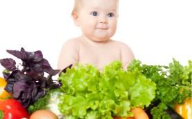 Питание ребенка до года