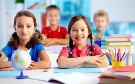 Что оказывает влияние на учебу в школе?