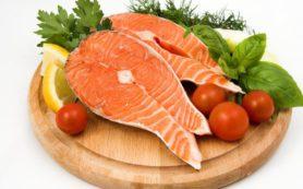 Жирная рыба снижает риск ринита у детей