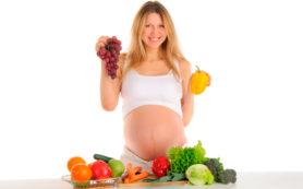 Все о питании беременной женщины