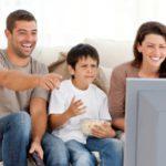 Ученые: телевизор мешает детям творчески развиваться