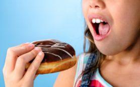Начальная школа делает детей толстыми