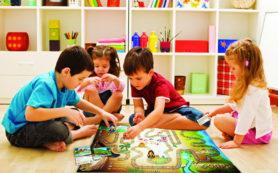 Детская игра помогает преодолеть страх